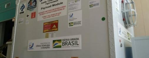 Satélite Amazonia-1 já está a caminho de Sriharikota, na Índia