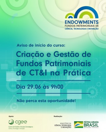FUNCATE participa de curso promovido pelo MCTI
