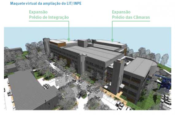 LIT/INPE amplia suas instalações